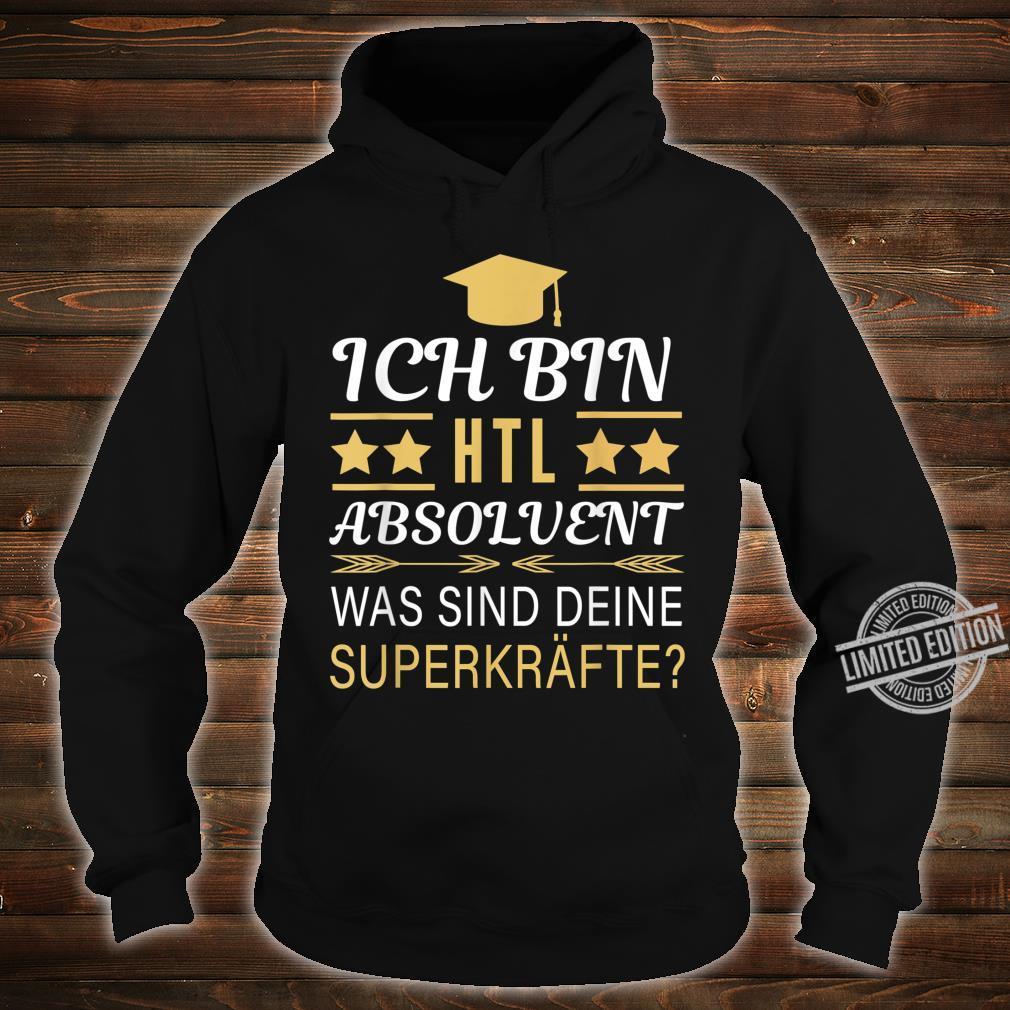 Matura 2020 HTL Absolvent Ingenieur Shirt hoodie