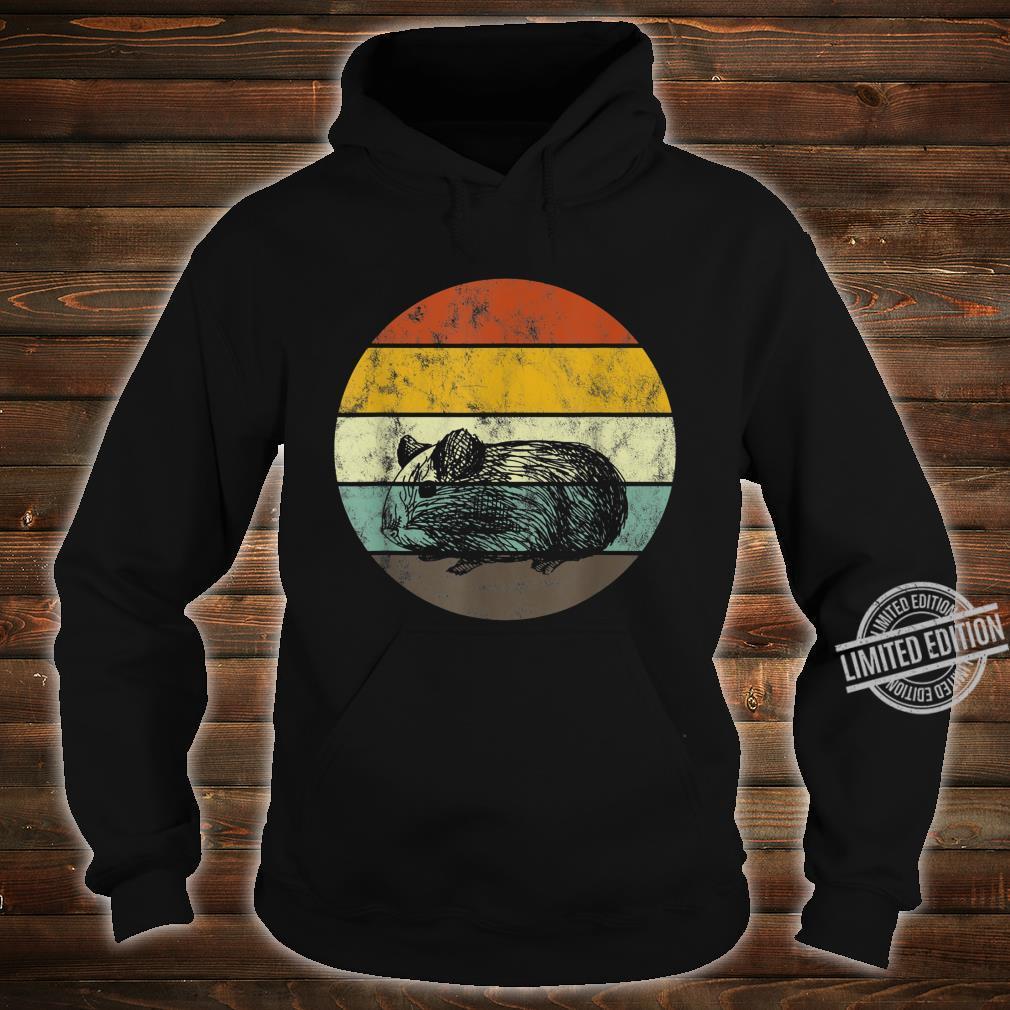Meerschweinchen Lustig Haustier Zubehoer Hausmeerschweinchen Shirt hoodie