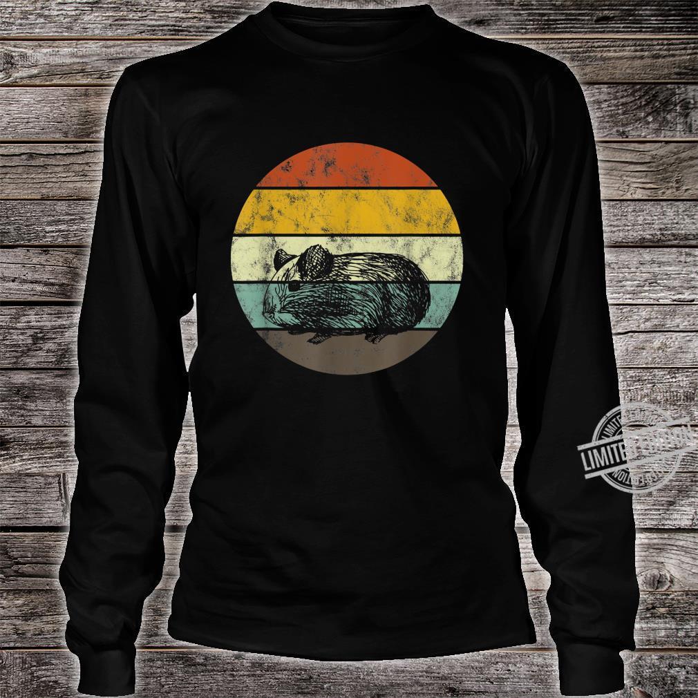 Meerschweinchen Lustig Haustier Zubehoer Hausmeerschweinchen Shirt long sleeved