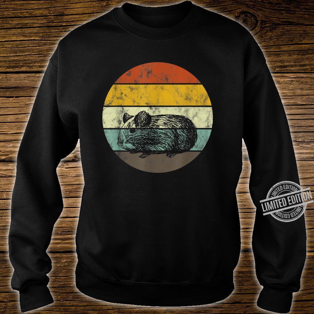 Meerschweinchen Lustig Haustier Zubehoer Hausmeerschweinchen Shirt sweater