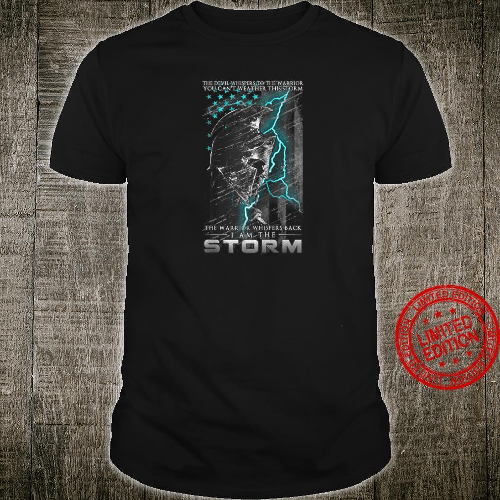 PTSD Storm Shirt