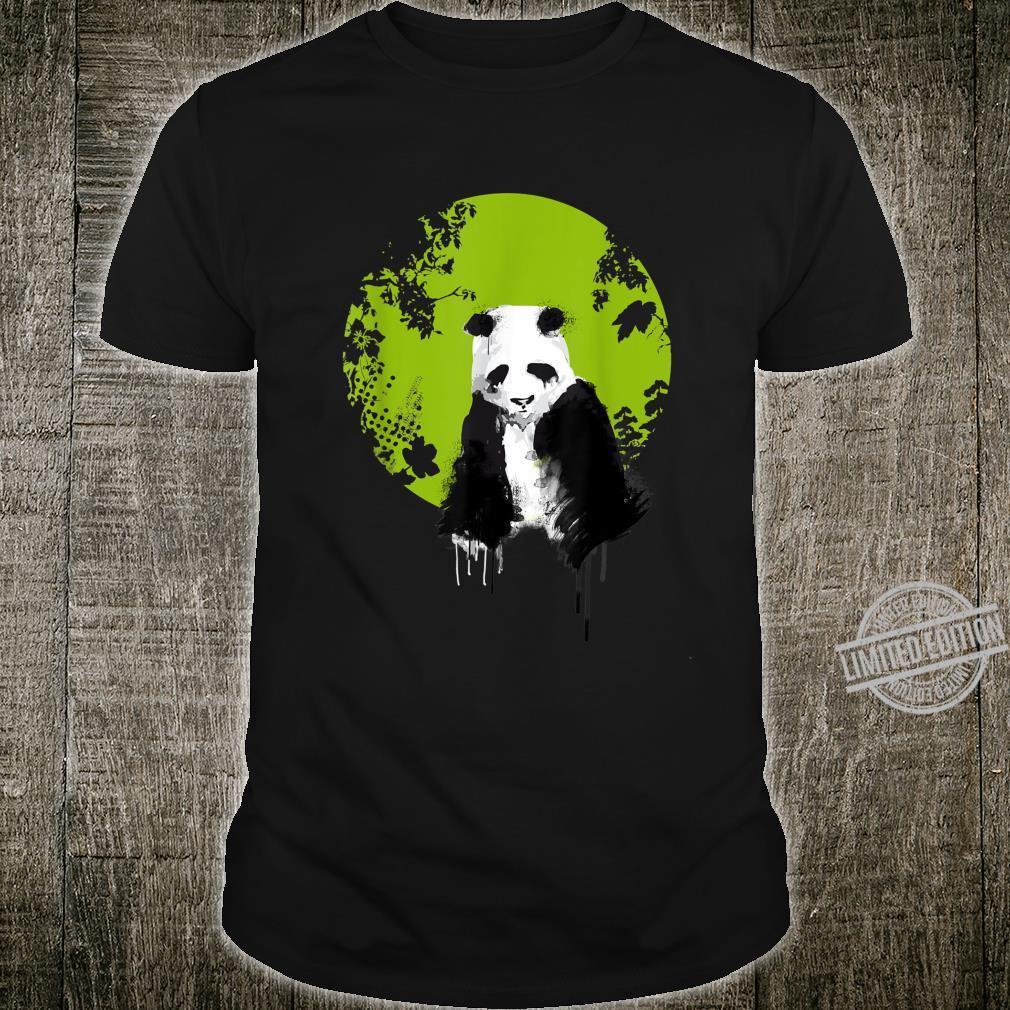 Save the world panda clima depression Shirt