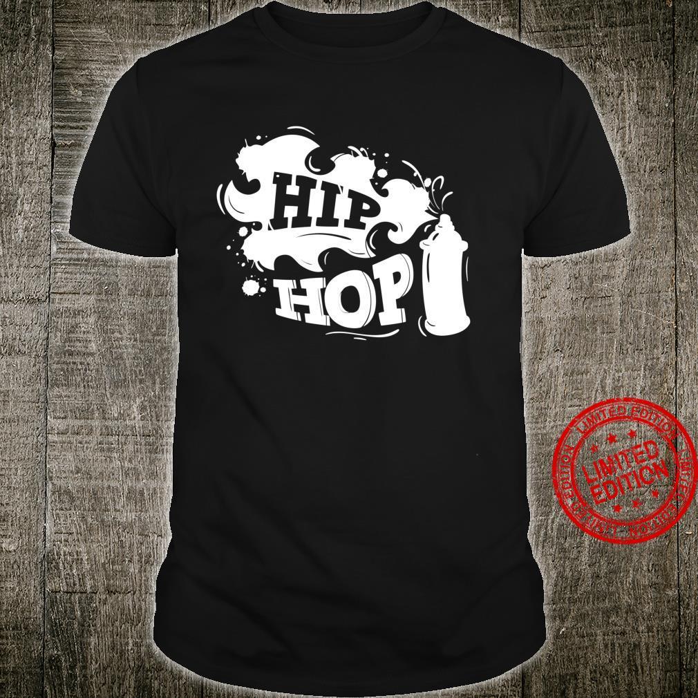 Sprayer HIP HOP Retro 90s Tag Rap Street Art Shirt