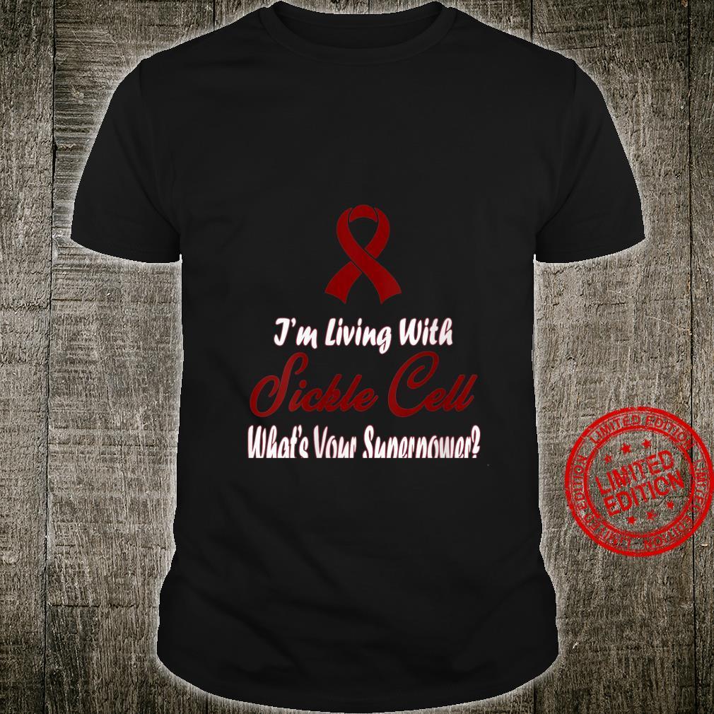 Womens Sickle Cell Awareness Shirt